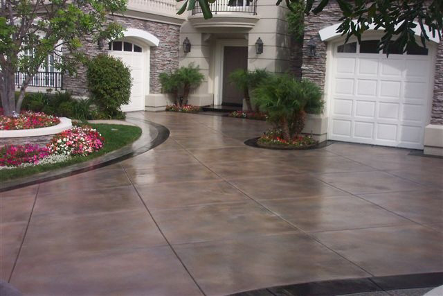 The Jobsite Supply Decorative Concrete Overlay Program Concrete