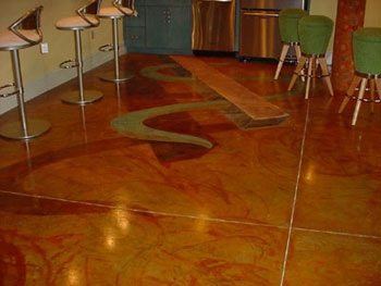 Decorative Concrete - Forms, Overlays, Stamps, Stains, Sealers ...