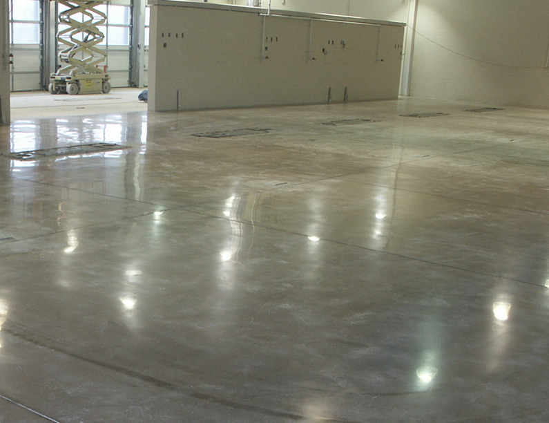 The Jobsite Supply Polished Concrete Program Floors Counter Tops