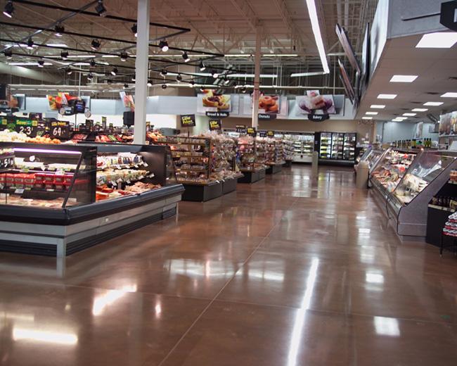 The Jobsite Supply Polished Concrete Program Floors